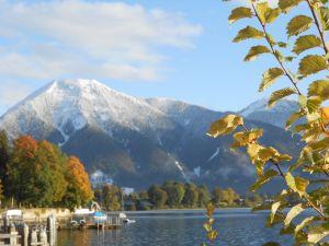 Wallberg am Tegernsee im Herbst